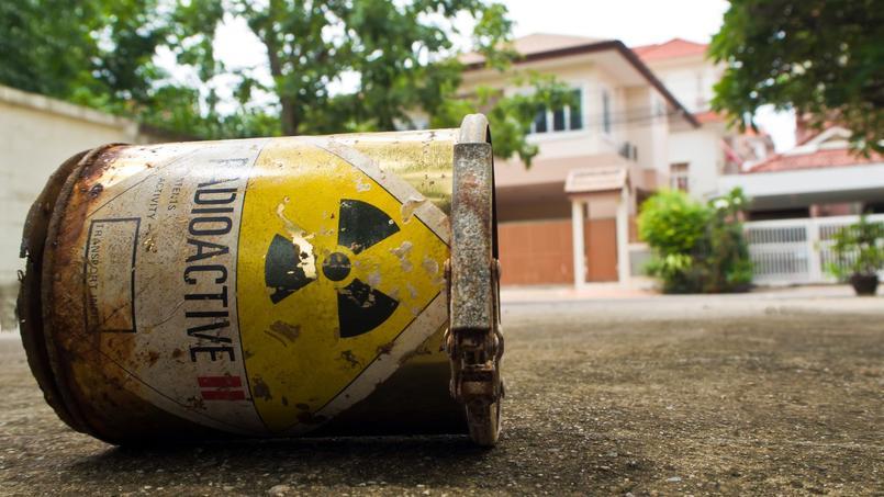 Une valise contenant un objet radioactif volée dans le Gard