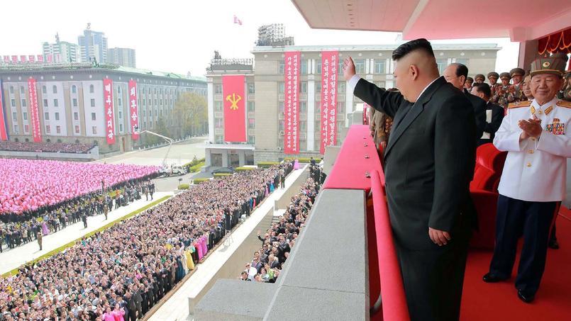 Samedi à Pyongyang.