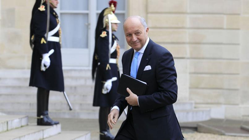 Le président du Conseil constitutionnel et ancien Premier ministre Laurent Fabius a été élevé au rang de grand officier de la Légion d'honneur.
