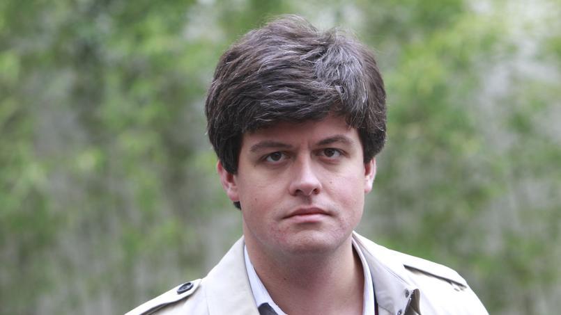 Gaspard Koenig, président de GenerationLibre.