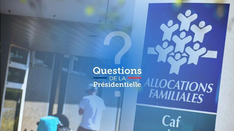 Présidentielle : faut-il rétablir l'universalité des allocations familiales ?