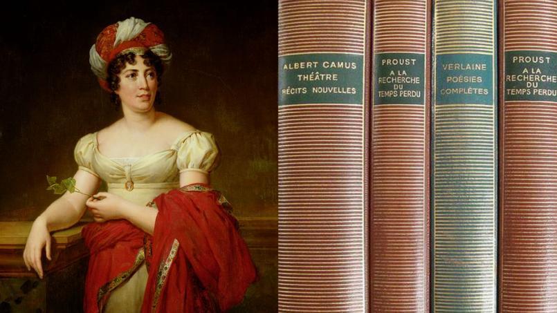 Trois textes de Germaine de Staël seront publiés dans un ouvrage qui paraîtra le 20 avril prochain.