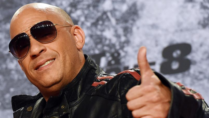 Vin Diesel à l'affiche de « Fast & Furious 8»
