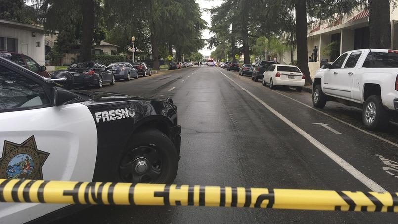 Trois morts dans une fusillade en Californie