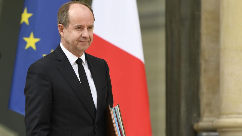 Jean-Jacques Urvoas, ministre de la Justice.