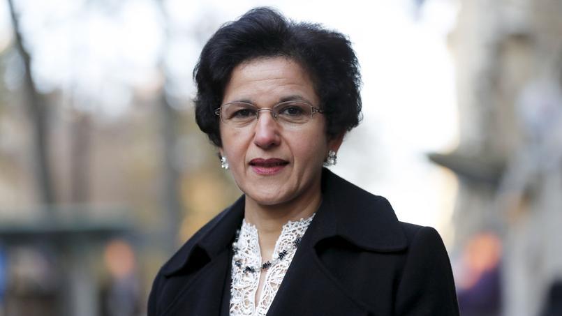 Malika Sorel en décembre 2016.