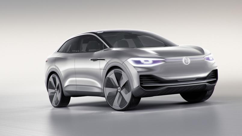 Ce SUV électrique aux allures de coupé est prévu pour entrer en production dès 2020.