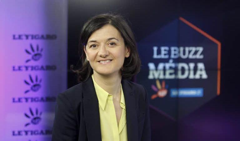 Désignation d'une présidente du groupe en France — Publicis