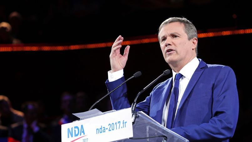 Selon un membre de l'équipe Debout La France, il est encore trop tôt pour savoir si les nouveaux ralliés seront investis aux législatives.
