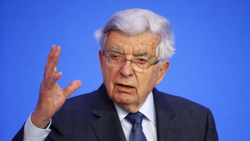 L'ancien ministre Jean-Pierre Chevènement