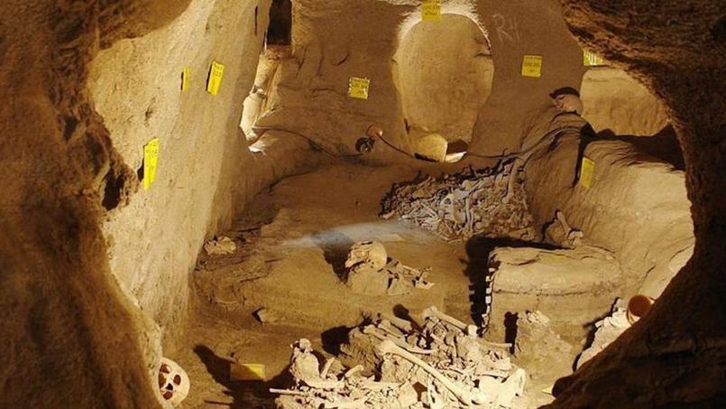 En Iran, des archéologues viennent de trouver une cité antique