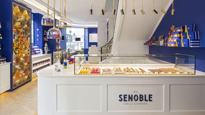 Senoble Famille Gourmande (Paris IIe).