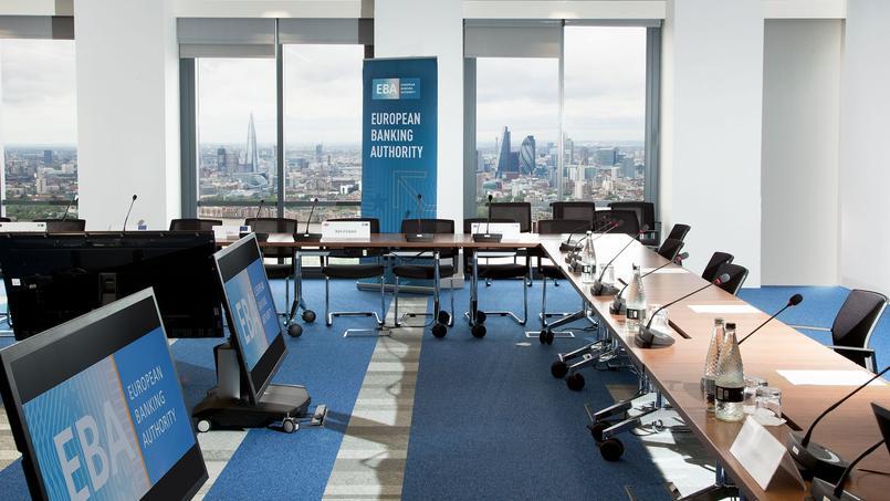 Bienvenue à l'Autorité bancaire européenne (EBA, selon l'acronyme anglais).