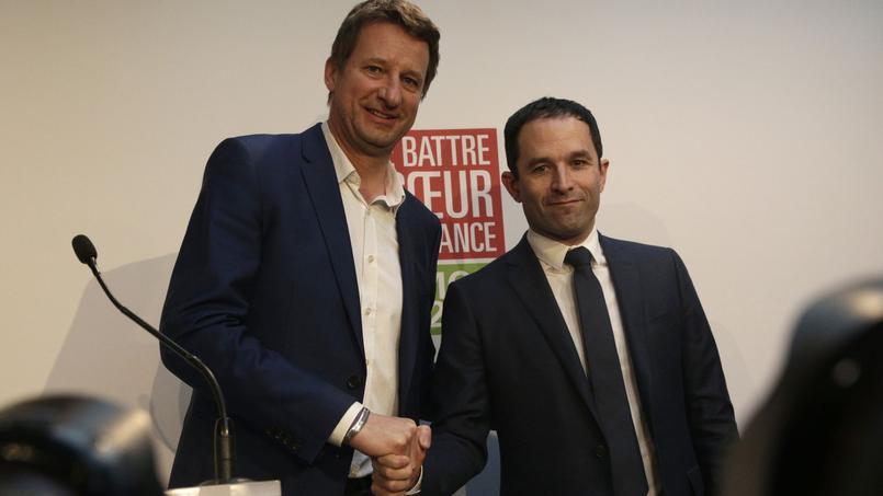 Yannick Jadot avait retiré sa candidature au profit de Benoît Hamon le 24 février.