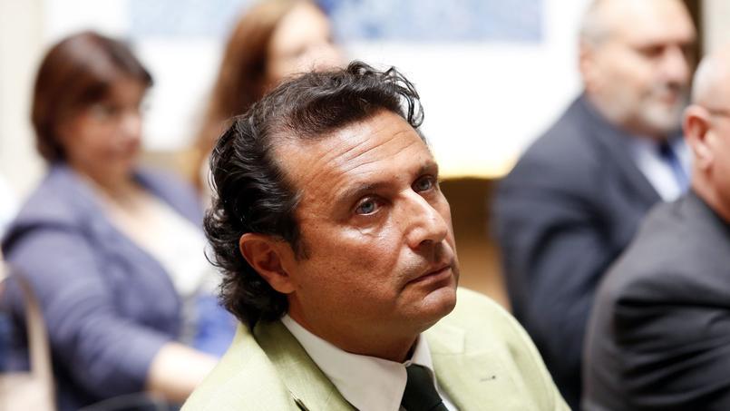 Francesco Schettino avait été condamné en appel à 16 ans de prison.