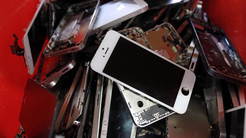 Plus d'un milliard d'Iphones ont déjà été produits.