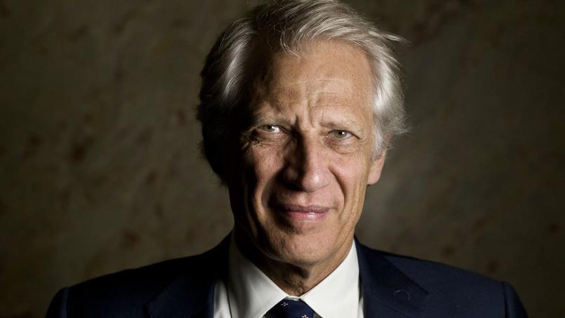 L'ancien premier ministre Dominique de Villepin