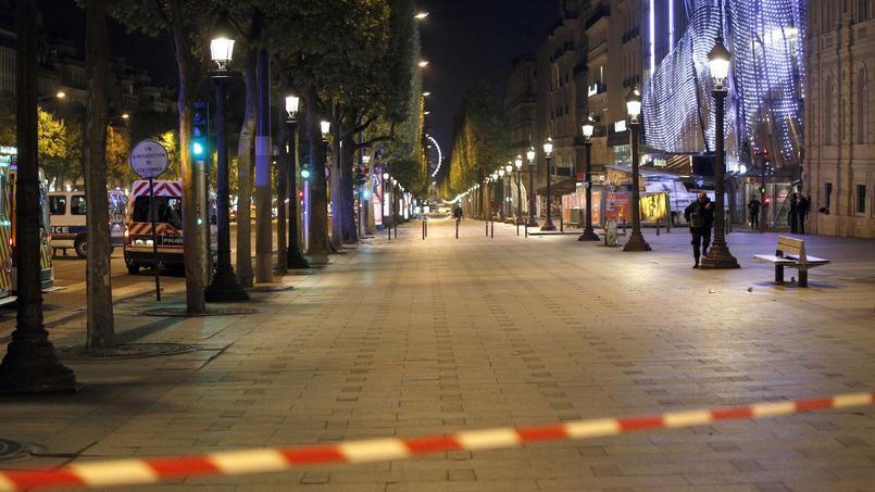 Fusillade aux Champs-Élysées : revoir notre direct vidéo