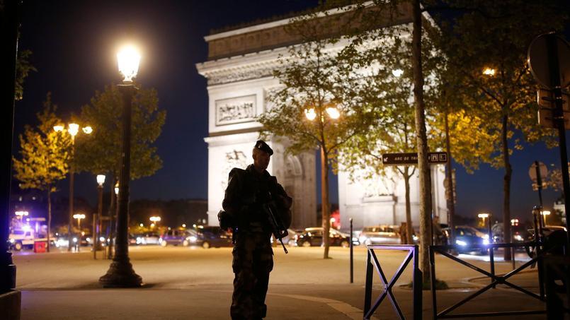 Après l'attentat meurtrier sur l'avenue parisienne, jeudi 20 avril, des milliers d'internautes ont décidé d'opposer la beauté et la sérénité à la morosité et l'angoisse générées par la folie des attentats.