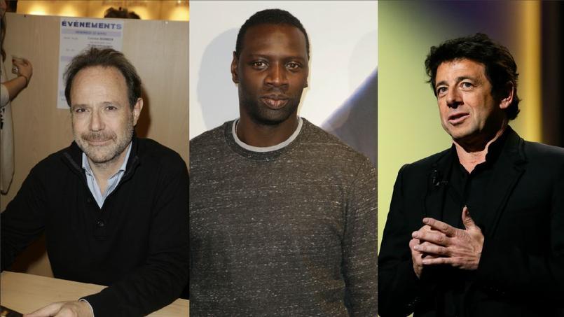 Marc Levy, Omar Sy et le chanteur Patrick Bruel ont été parmi les premiers à réagir sur les réseaux sociaux après l'attentat des Champs-Élysées.