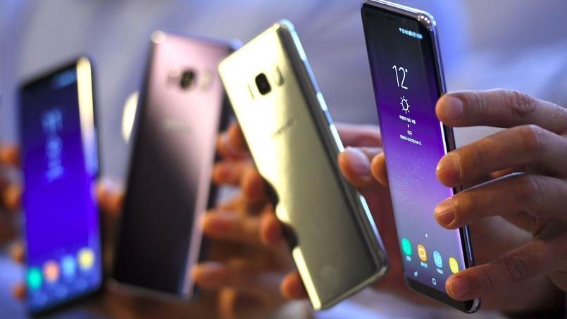 Forte demande pour le Samsung Galaxy S8 en France