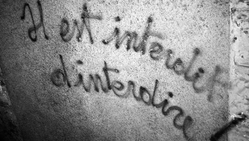 Mai 68, le suicide de la jeunesse de France