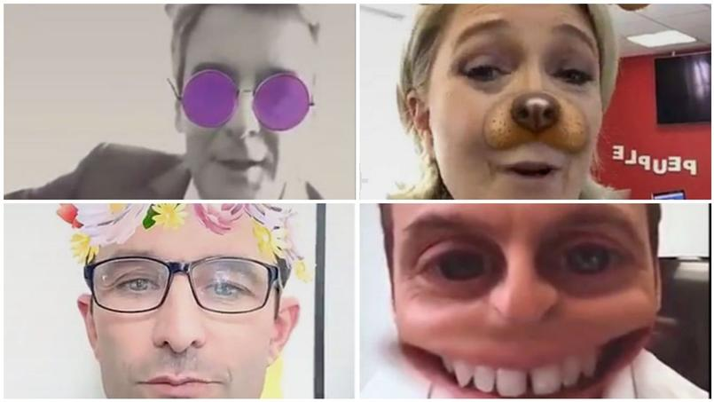 Imagine-t-on le général de Gaulle sur Snapchat ?