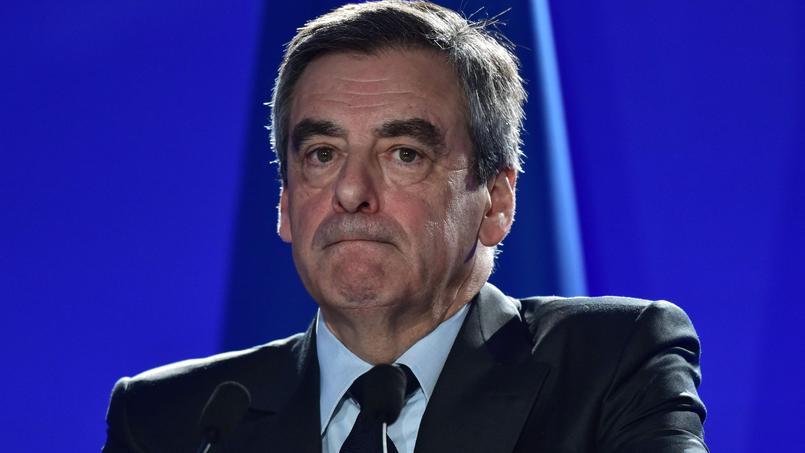 François Fillon, le candidat de la droite à l'élection présidentielle