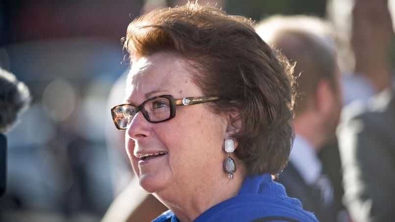 L'ancienne ministre et fondatrice du Parti chrétien démocrate, Christine Boutin