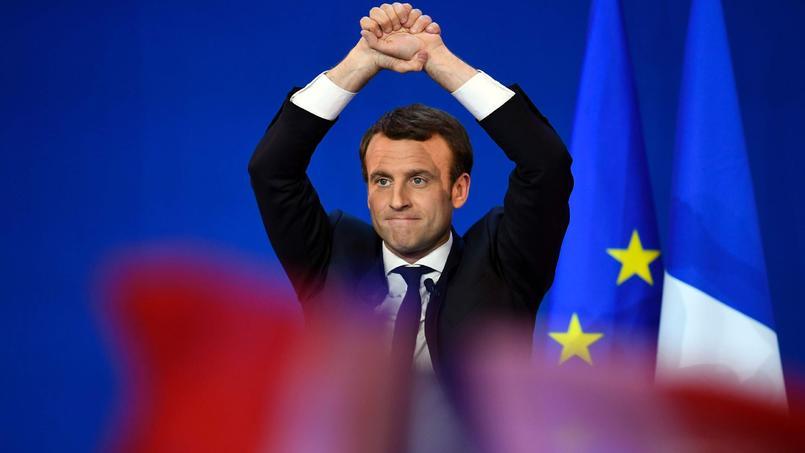 Un duel Macron / Le Pen pour le second tour — Présidentielle