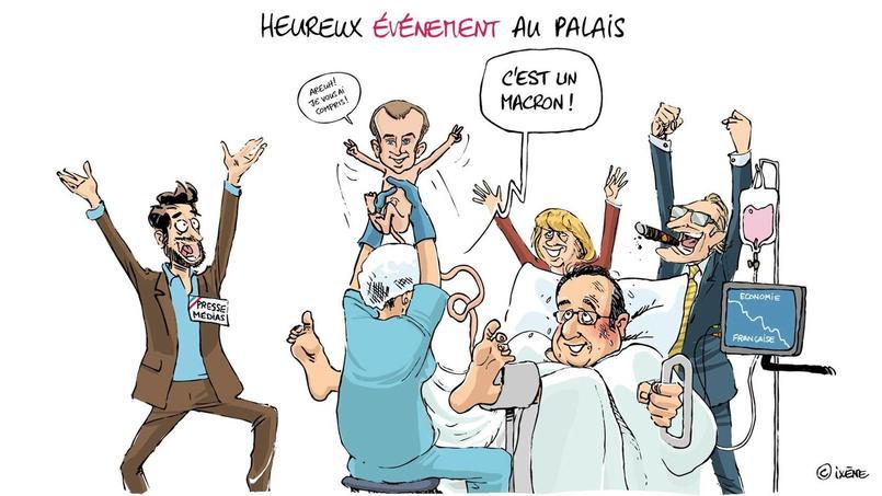 François Hollande a décidé de sortir de sa réserve.