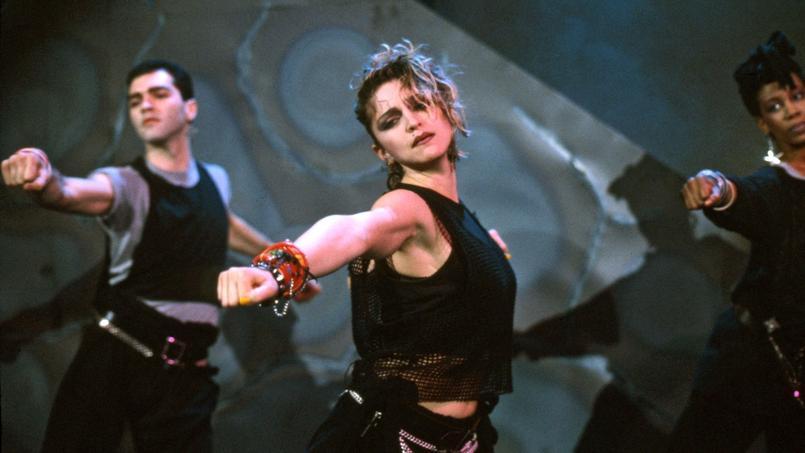 Madonna furieuse contre un projet de film sur ses débuts
