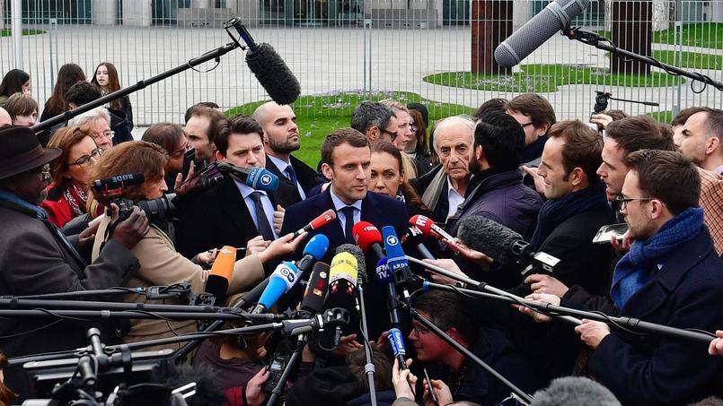 Macron bannit les médias pro-Kremlin Russia Today et Sputnik, Moscou s'indigne