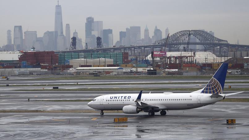 United Airlines récemment pointée du doigt pour sa pratique du surbooking.