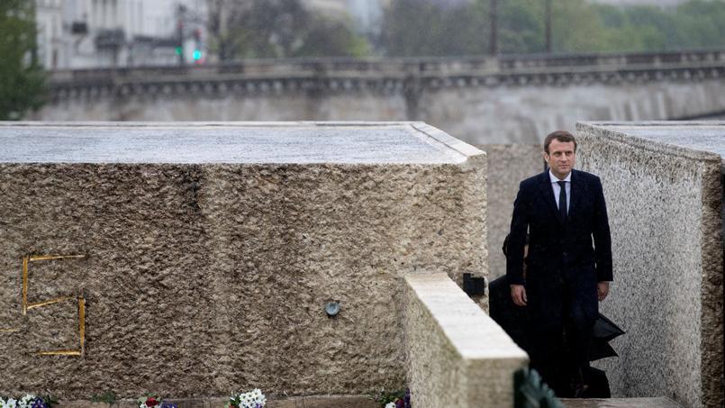 Gilles-William Goldnadel : « M. Macron, la Shoah n'est pas un thème électoral»
