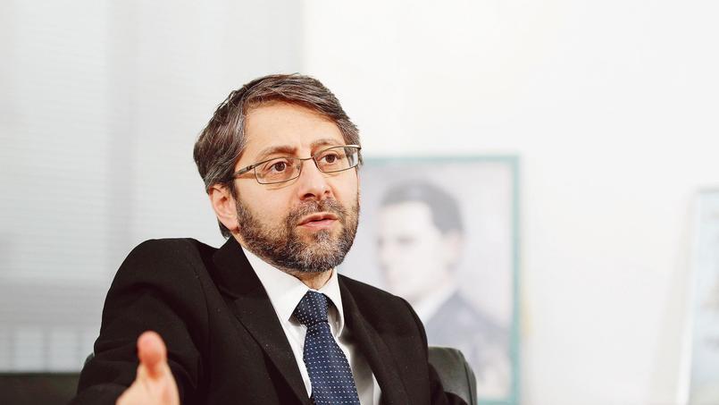 Haïm Korsia, grand rabbin de France, est l'un des représentants religieux à avoir signé la «déclaration conjointe» appelant à voter Emmanuel Macron.
