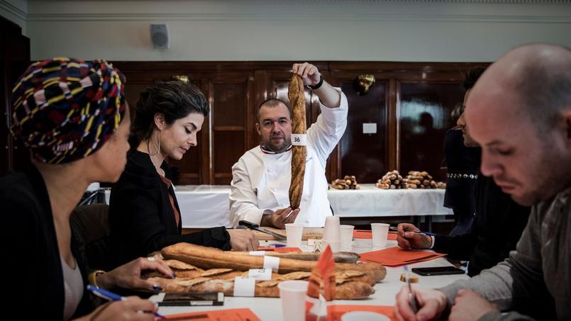 Gastronomie : la meilleure baguette de Paris