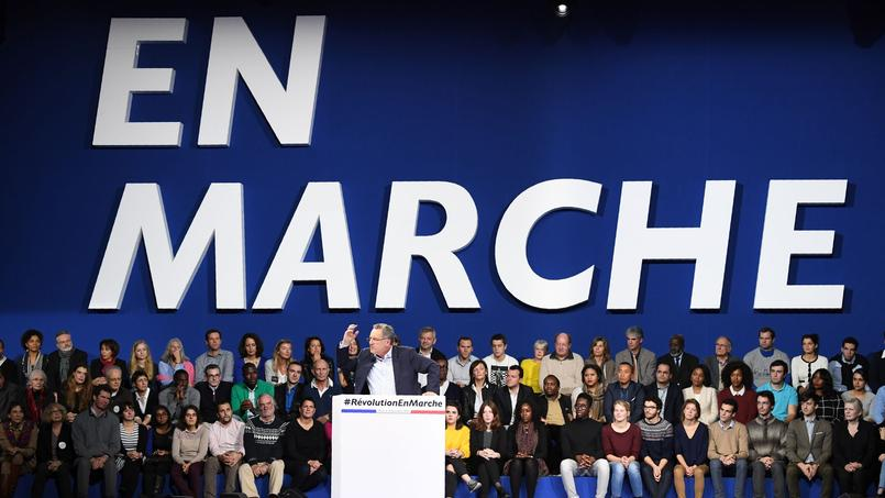 Les trois enjeux des dernières investitures En Marche — Législatives