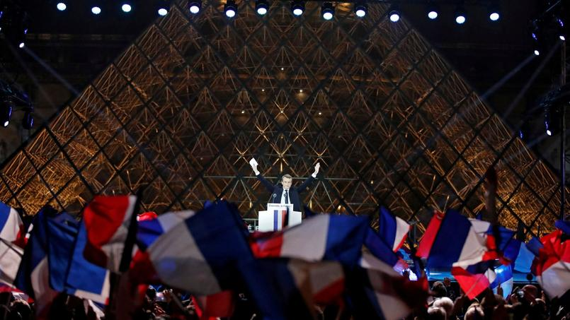 Gilles-William Goldnadel: «Emmanuel Macron, bravo l'artiste !»