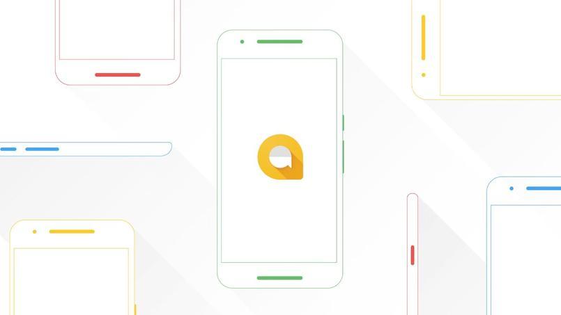 Allo est une application de messagerie développée par Google.