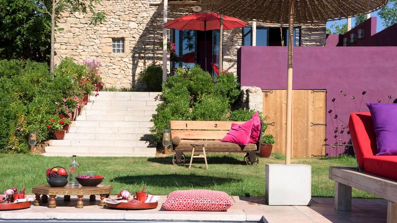 Le village Castigno, un lieu de villégiature hors norme où l'on prêche le retour aux valeurs essentielles.