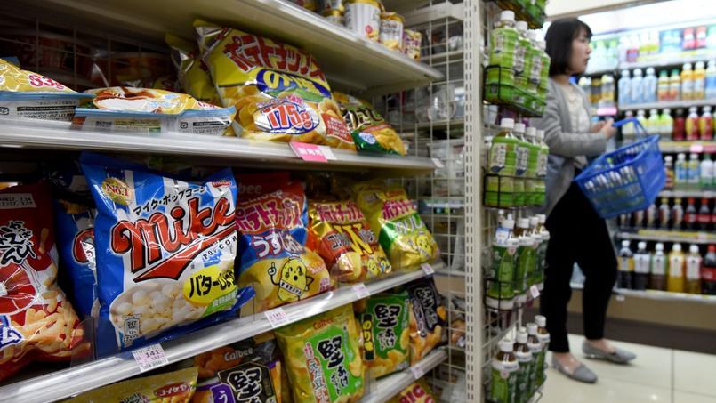 Explosion du prix des chips sur Internet