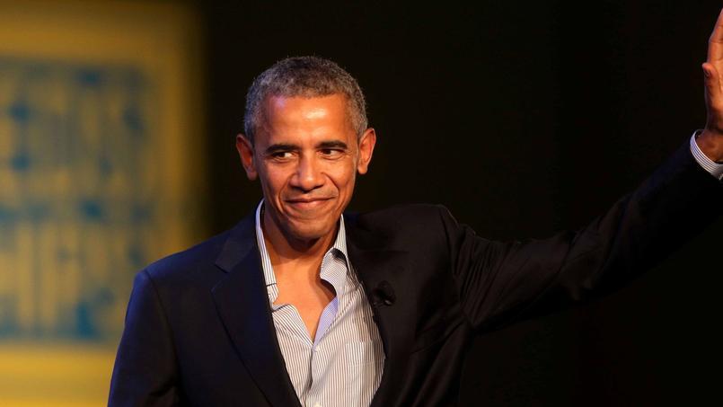 Barack Obama va ouvrir son studio d'enregistrement dans son Presidential Center.