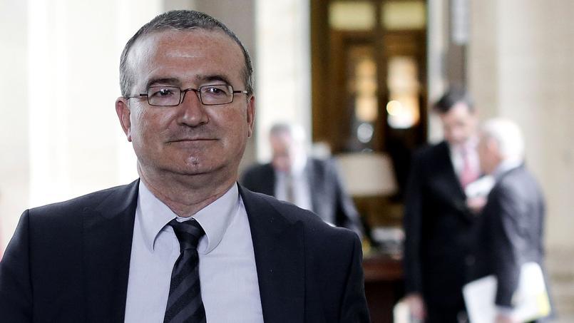 L'ancien ministre Hervé Mariton (LR)