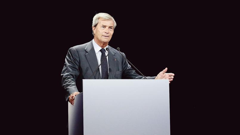 Vincent Bolloré, président du conseil de surveillance de Vivendi, est actionnaire à plus de 20% du groupe médias et à 60% d'Havas.