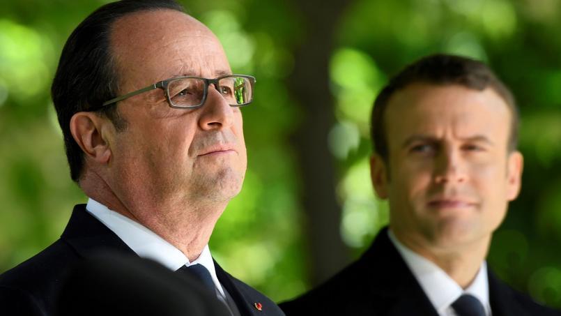 François Hollande prend son premier déjeuner d'ancien président dans un restaurant tunisien