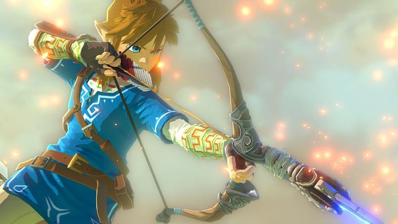 Le jeu console Zelda: Breath of the Wild s'est vendu à près de 3 millions d'exemplaires en un mois.