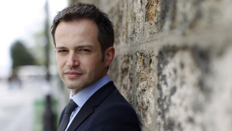 Le conseiller régional d'Île-de-France, Pierre-Yves Bournazel