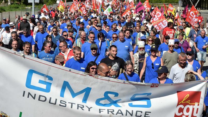 GM&S dans l'attente de la nomination du ministre de l'Économie
