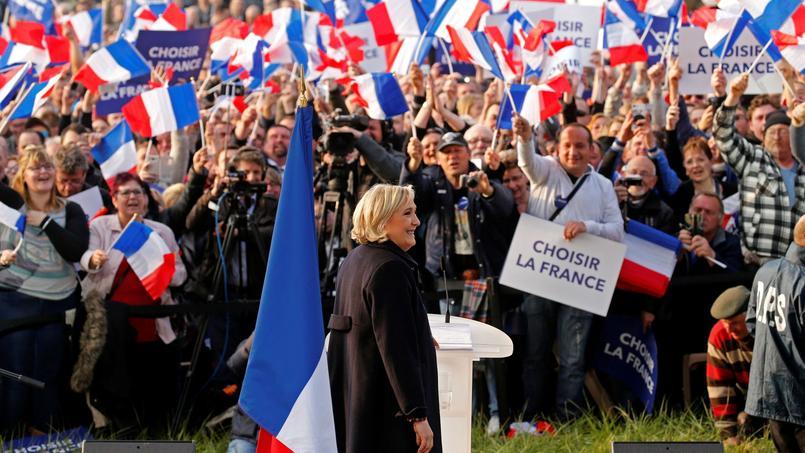 Marine Le Pen sera candidate dans le Pas-de-Calais — Législatives